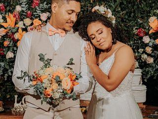 O casamento de Arthur  e Ingrid