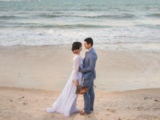 O casamento de Isabella e Wendel