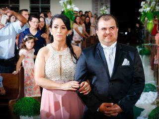 O casamento de Francieli e Luiz Fernando 1