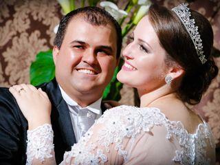 O casamento de Francieli e Luiz Fernando