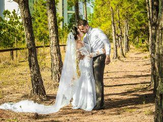 O casamento de Manoela e Welbert
