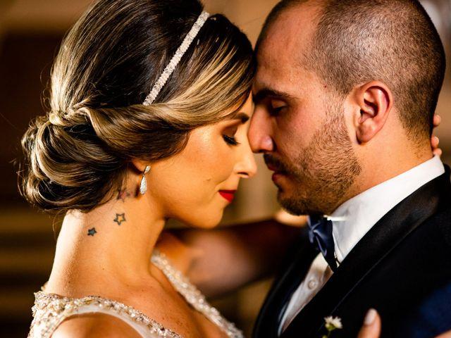 O casamento de Caroline e Giovani