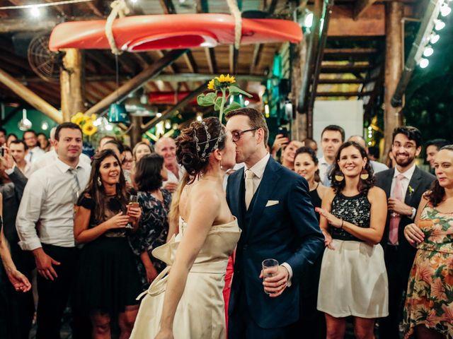 O casamento de Camila e Maarten