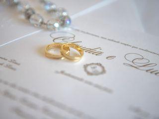 O casamento de Claudia e Lucas 3