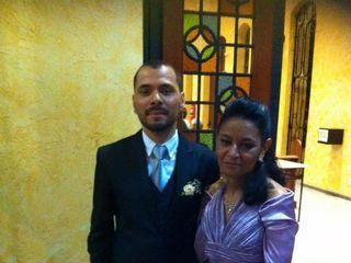 O casamento de Camila e Wenio 2