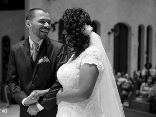 O casamento de Camila e Wenio