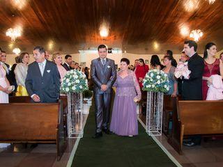O casamento de Fabiana e Cleber 3