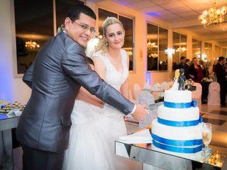 O casamento de Fabiana e Cleber