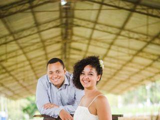O casamento de Jaqueline  e Paulo Henrique  1