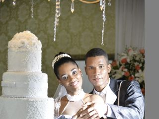O casamento de Eliude   e Ricardo