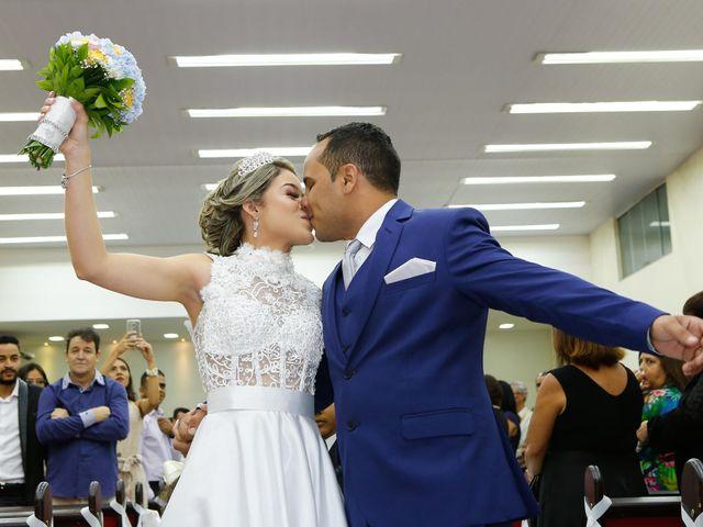 O casamento de Rafaela e Felipe