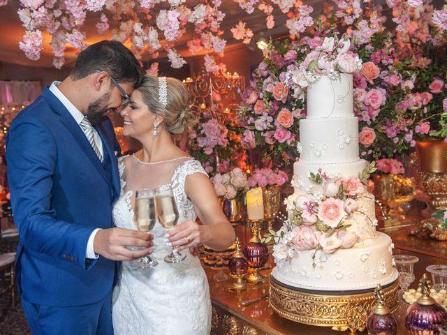 O casamento de Claudia e Lucas