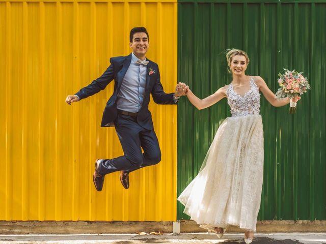 O casamento de Hugo e Beatriz