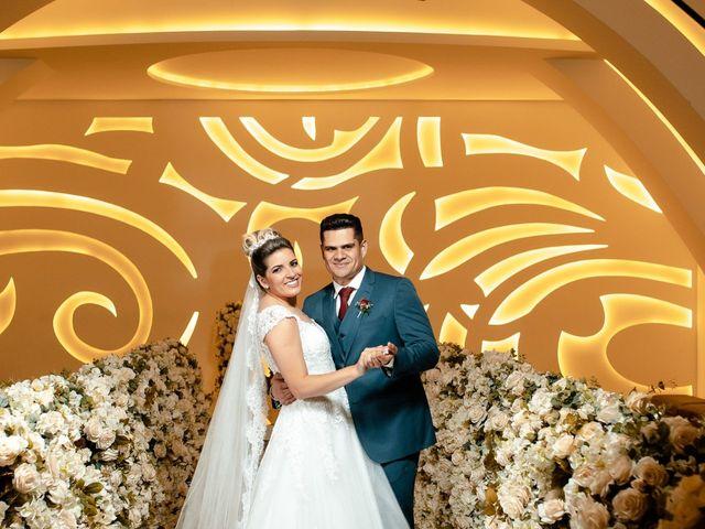 O casamento de Grazieli e Elvis