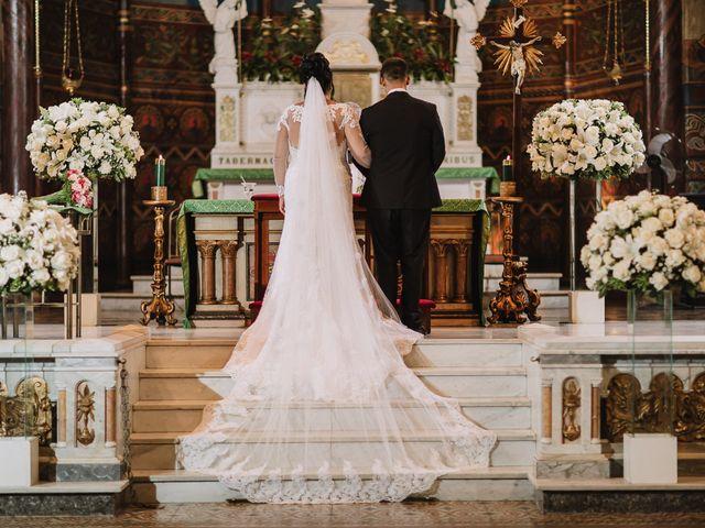 O casamento de Wilson e Vitória em Belo Horizonte, Minas Gerais 14