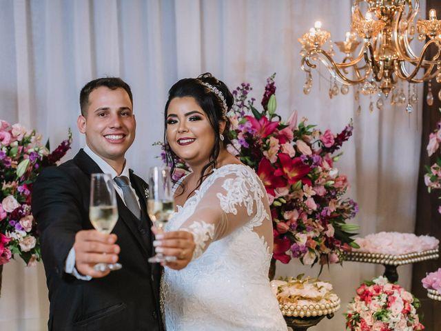O casamento de Wilson e Vitória em Belo Horizonte, Minas Gerais 25
