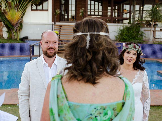 O casamento de Kelly e Rafael
