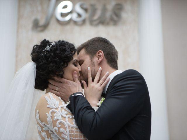 O casamento de Bruno e Evelyn em Joinville, Santa Catarina 1