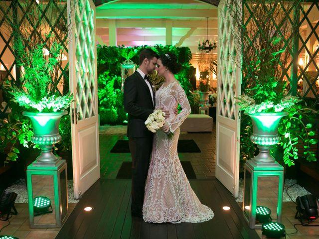 O casamento de Bruno e Evelyn em Joinville, Santa Catarina 2