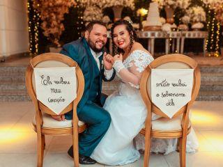 O casamento de Camila Medeiros e Paulo Victor Jardim