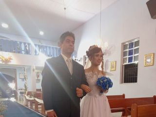 O casamento de Elvira e Roberto 1