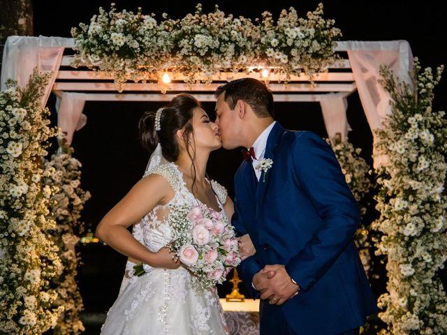 O casamento de Mariana e Leandro