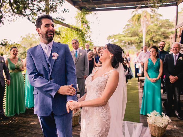O casamento de Cristiane e Rodrigo