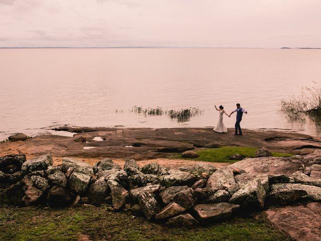 O casamento de Rodrigo e Cristiane em Porto Alegre, Rio Grande do Sul 37