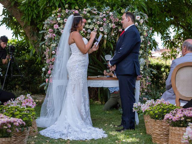 O casamento de Francielle e Edvan