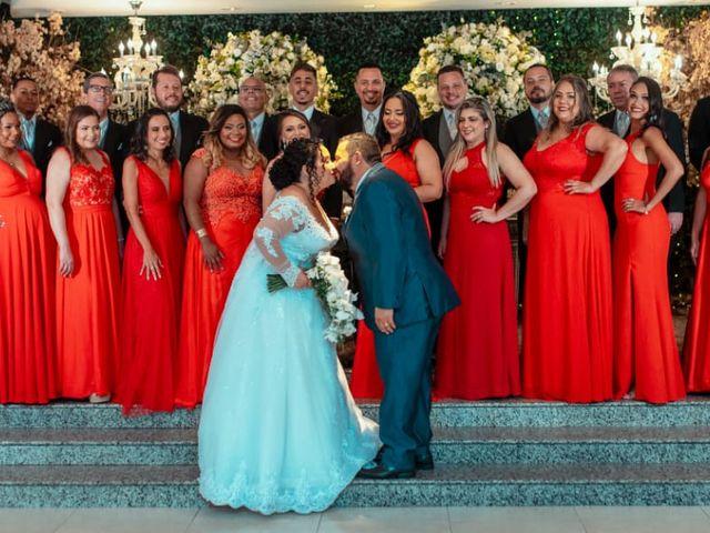 O casamento de Paulo Victor Jardim e Camila Medeiros em Rio de Janeiro, Rio de Janeiro 1