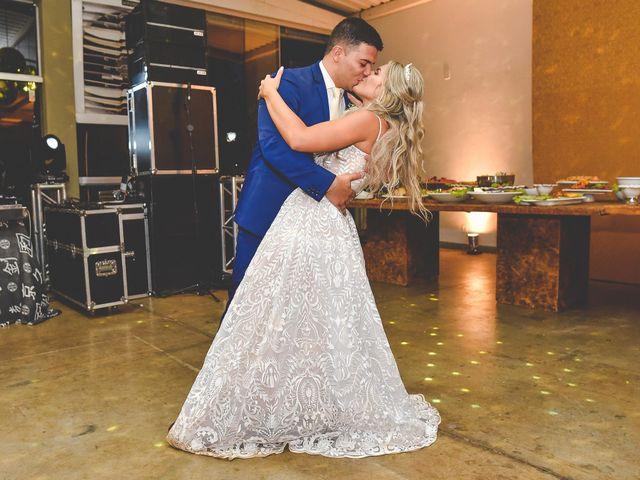 O casamento de Andressa e Pedro