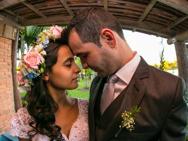 O casamento de Larissa e Josias
