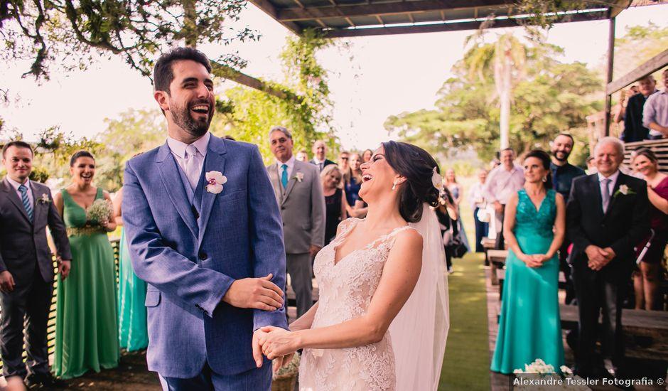 O casamento de Rodrigo e Cristiane em Porto Alegre, Rio Grande do Sul