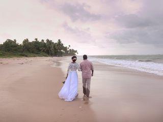 O casamento de Juddy e Piettro 2