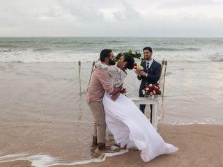 O casamento de Juddy e Piettro 3