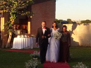 O casamento de Paolla e Paulo 1