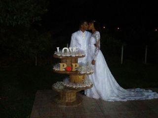 O casamento de Paolla e Paulo