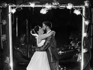 O casamento de Renata e Robson