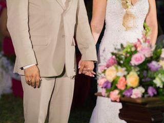 O casamento de Ariele Cristine  e Kilmer  2