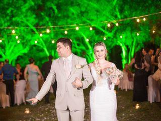 O casamento de Ariele Cristine  e Kilmer  3