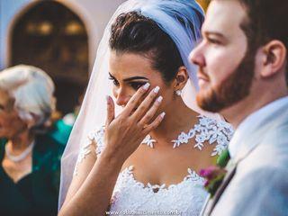 O casamento de Theo e Camila