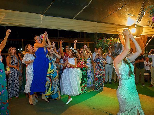 O casamento de Diego e Valeria em Lauro de Freitas, Bahia 8