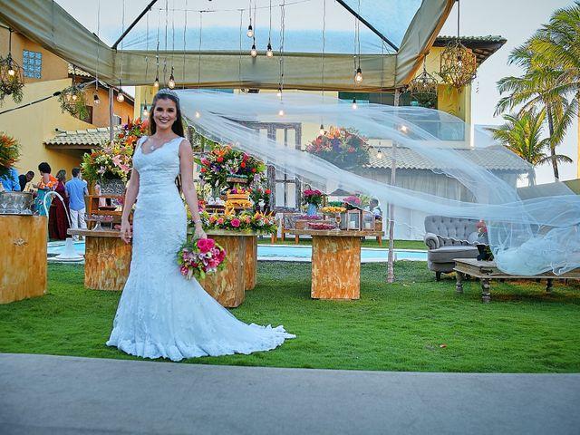 O casamento de Diego e Valeria em Lauro de Freitas, Bahia 20
