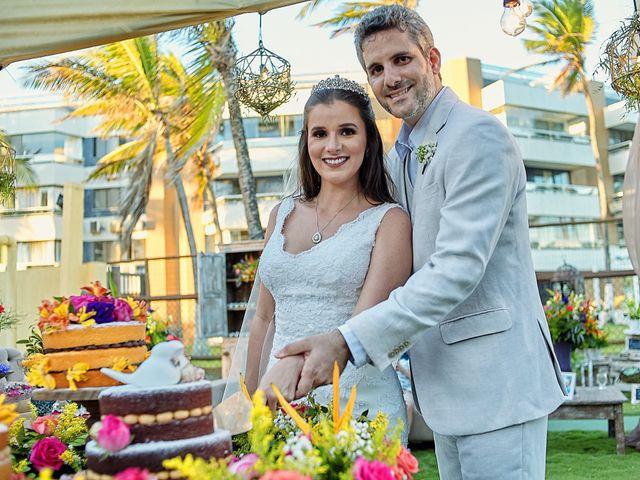 O casamento de Diego e Valeria em Lauro de Freitas, Bahia 1