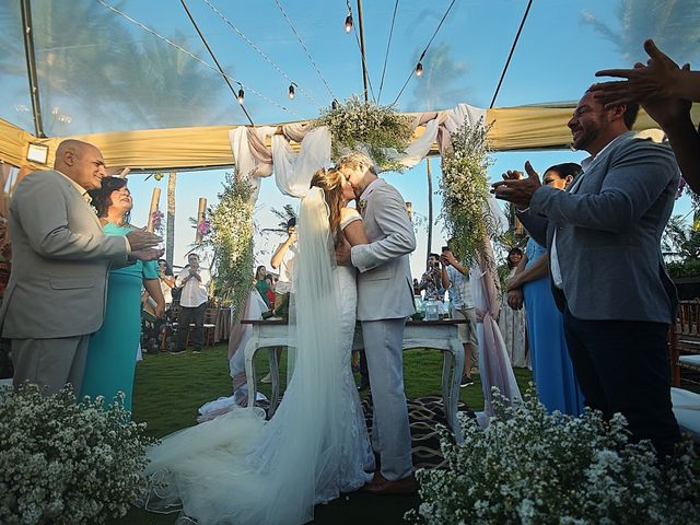 O casamento de Valeria e Diego