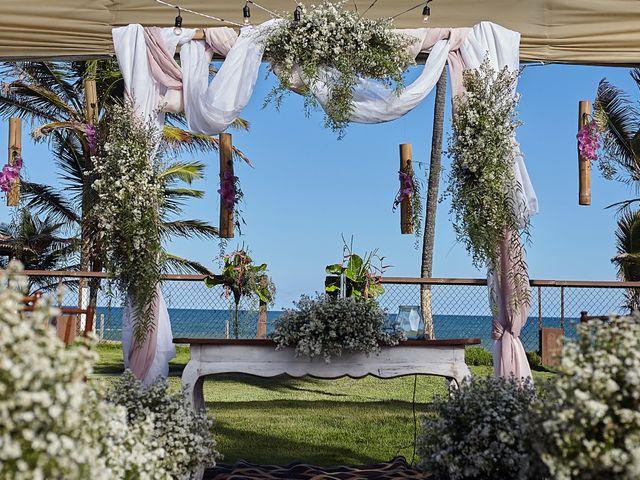 O casamento de Diego e Valeria em Lauro de Freitas, Bahia 44