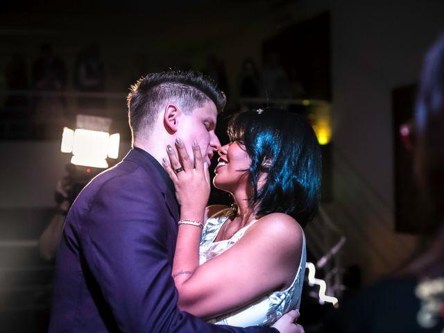 O casamento de Sabrina e Alessandreus