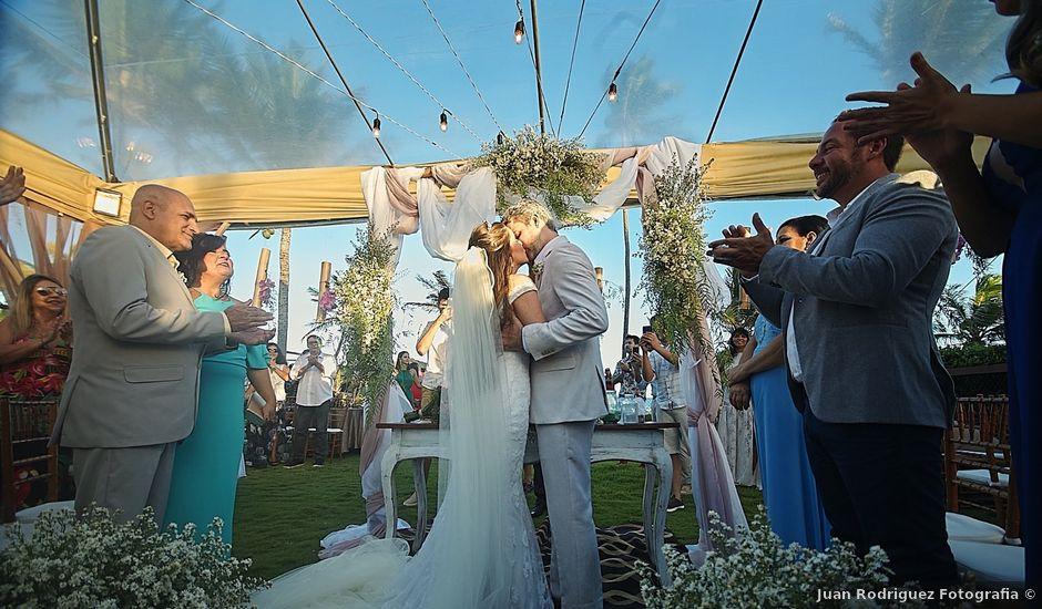 O casamento de Diego e Valeria em Lauro de Freitas, Bahia