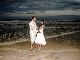 O casamento de Talita e Tiago