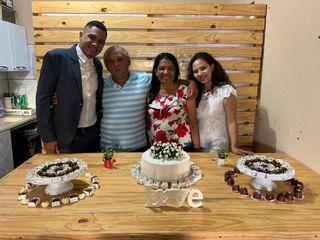 O casamento de Laysa  e Tafarel 2